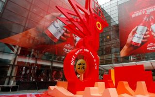 声东鸡西,上海新天地鸡年新春系列活动拉开序幕