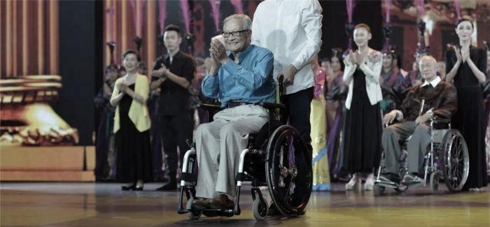 """93岁""""东方舞神""""贾作光逝世 创作表演150多部作品"""