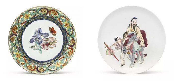 佳士得纽约将举办一年一度的中国外销瓷器和画作拍卖