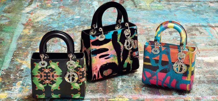 Lady Dior 携七位艺术家带来特别款