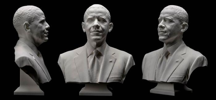 3D 偶像 希望 艺术中的奥巴马8年间还有哪些模样?