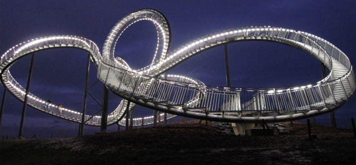 奇思妙想 世界上最壮观旋转楼梯都在这