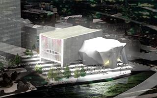 库哈斯将为曼切斯特打造一座城市艺术中心