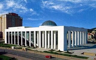 大连现代博物馆被评为国家一级博物馆