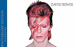 「致敬ICON」 永远的时代偶像 David Bowie