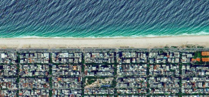 俯瞰地球 从新的视角观看世界的另一面