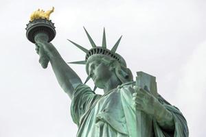 美国将发行黑人自由女神纪念币