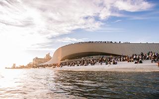她造出会动的博物馆 全世界的建筑师都疯了