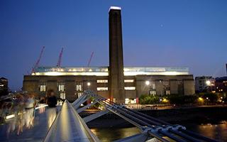 美术馆带动起来的周边经济