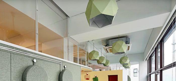 转动嬉笑的童年!韩国建筑师事务所再造首尔国际小学