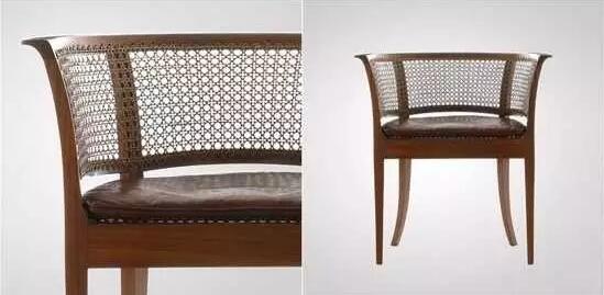 湘設計 家具設計     紅藍椅是風格派最著名的代表作品之一.