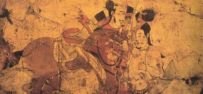 金缕玉衣 大英藏品 北齐壁画 上博馆长点评九大特展