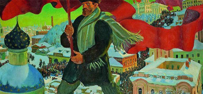 是什么让俄罗斯艺术爆发了自由?革命!