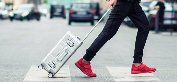 MUJI 发布金属材质旅行箱 差一点点就跟小米的一样了