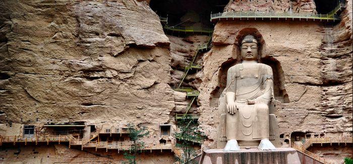 敦煌成国内最大文物机构:麦积山 炳灵寺等都归它管