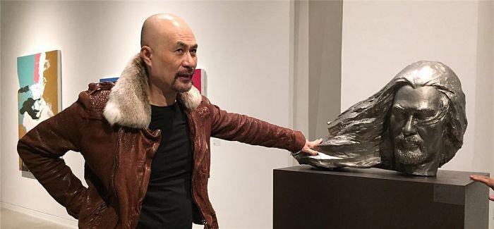 徐锦江一幅画卖到150万 还要兴建艺术园区