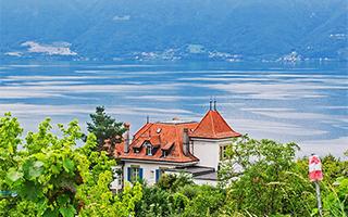 瑞士边喝边走 徒步享受阿尔卑斯壮美