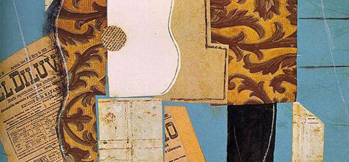 毕加索:造吉他才是正经事
