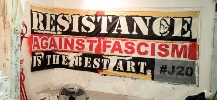 特朗普就职 艺术巨头参与艺术罢工 多家博物馆免费