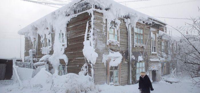 这几天很冷吗?看看世界最寒冷的地方暖和下