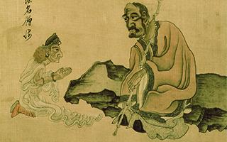 明代画家陈洪绶生命不死的艺术