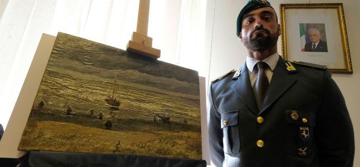 意大利将很快向荷兰博物馆移交失窃的名家梵高杰作