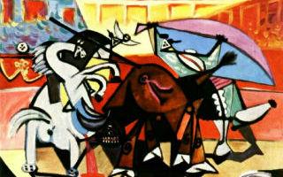 毕加索作品走入戴高乐机场博物馆