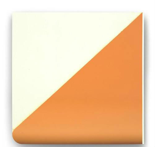 作者:陈文骥 作品名称:《圆角的∠》 尺寸:80×80cm 材质:铝塑板上油画