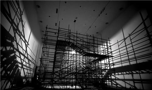 作者:吴珏辉 作品名称:《比特宫:乌洛波洛斯》尺寸可变 材质:综合材料