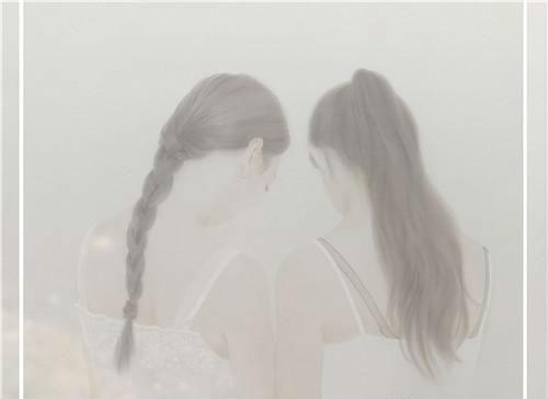 作者:徐华翎 作品名称:《背光》 尺寸:70×160cm 材质:绢本水色
