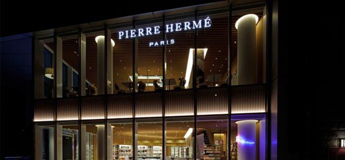 巴黎著名的甜品店pierre herme 满足你的味蕾