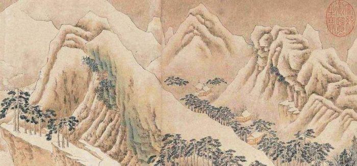 从雪景山水到岁朝清供图——中国隐士的白色与温暖