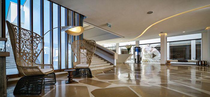 以色列华丽变身的豪华艾尔马酒店和文化中心