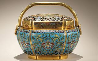 昔日暖冬神器今日收藏雅玩:手炉的演进及其收藏价值