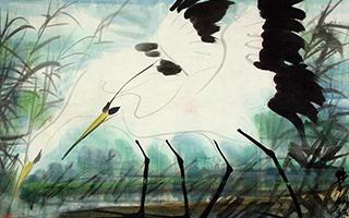 鸡年一件《鸡图》勾起林风眠与齐白石的一段往事