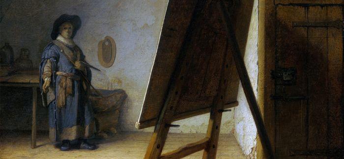 对画家来说最糟糕的事是什么?