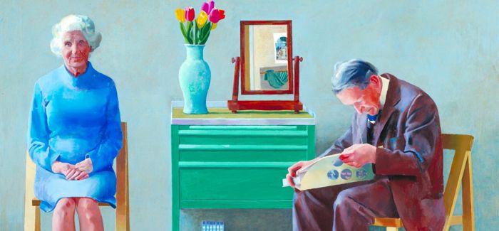 英国艺术教父大卫·霍克尼回顾展将亮相于英国泰特