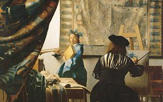 霍克尼:伦勃朗或见识过中国画 卡拉瓦乔启发了好莱坞