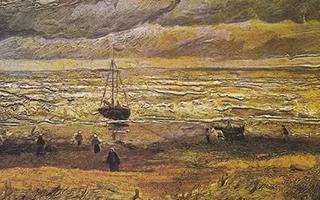 两幅失窃14年的梵高画作在意大利展出