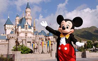 """迪士尼""""星球大战""""主题公园即开工 预19年正式开放"""