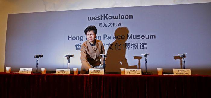 故宫引起舆论哗然M+博物馆总监承诺抵抗政治干预
