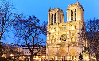 文艺迷的欧洲旅行路线推荐:法国