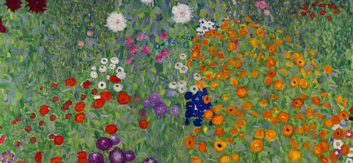 克里姆特又一代表作《花园》即将上拍伦敦苏富比