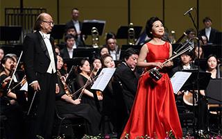 中国古典音乐会首次向欧洲直播 让世界听见中国风味
