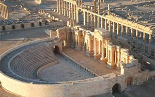 叙帕尔米拉古城再遭伊斯兰国损毁