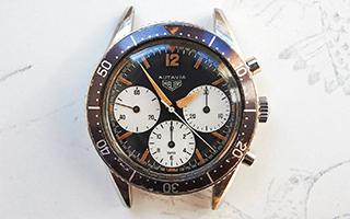 Heuer Autavia古董腕表拍出19.5万美元 创下销售记录