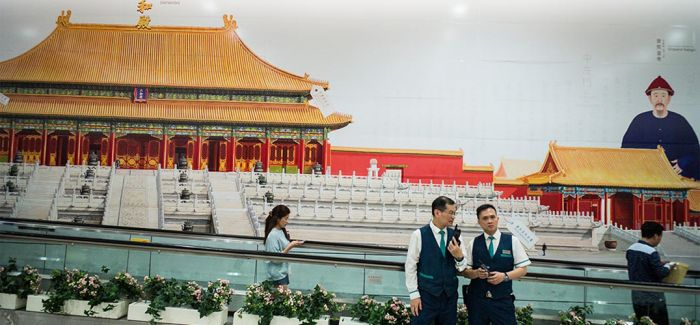 香港故宫文化博物馆设计融入传统宫廷元素