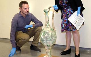 新加坡亚洲文明博物馆唐代沉船瑰宝将赴美展出