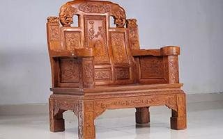 评鉴红木家具的六种通用方法