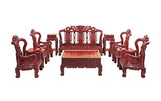 工薪族该如何收藏红木家具